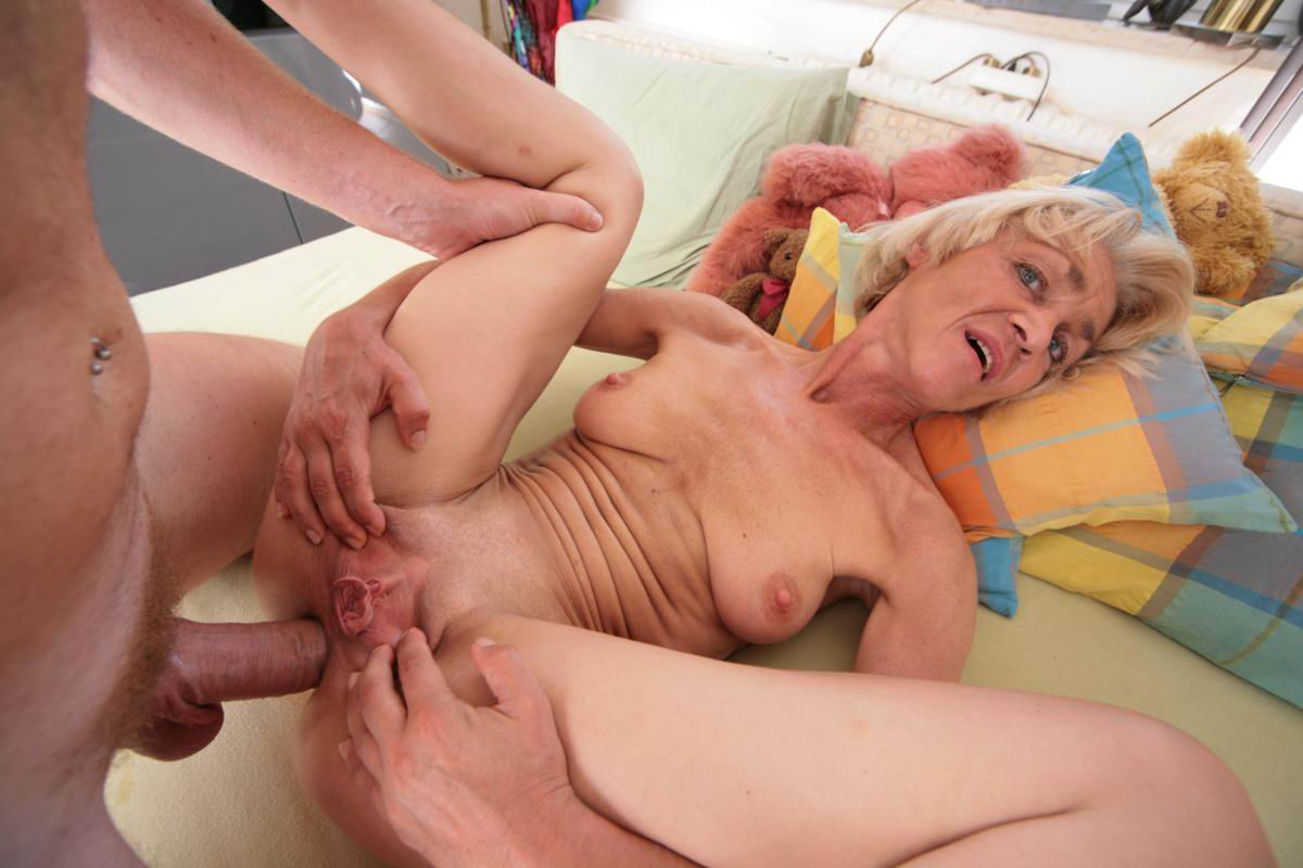 free granny anal sex photo № 267144
